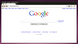 Ambiance II - Google Chrome by jamiepgs