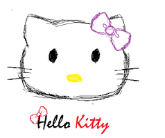 hello kitty by mangaismything2