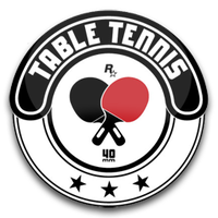 Rockstar Table Tennis Icon by JamisonX