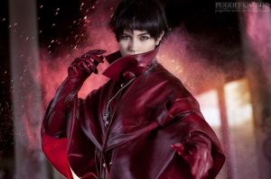 Ergo proxy cosplay - Vincent Law by Pugoffka-sama