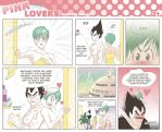 Pink Lovers 21 -S3- VxB doujin by nenee