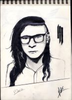 skrillex(reupload) by thiphobia