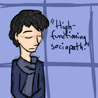 High-Functioning Sociopath by Revolution-Nein