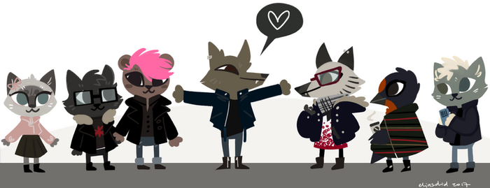 NITW Style 2/? by cervaheart