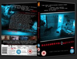 Paranormal Activity 2 DVD by FlashFormula