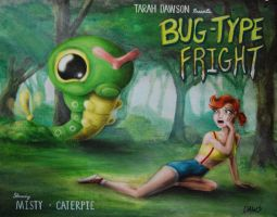 Bug Type fright by Daws3