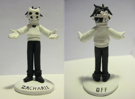 Zacharie by mismess-pixels
