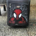 Spidey Case Rain by shammyD