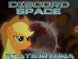 Discord Space: Station Luna Cover/Index by Jokie155