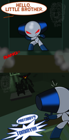 A Brother's Grudge by TheBig-ChillQueen