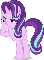 Cutefacestarlight by illumnious