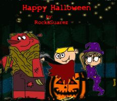 Happy Halloween JTS .animation by RocksSuarez