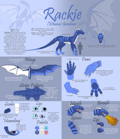 Rackie Reference Sheet 12/19/13 by FireDragon97