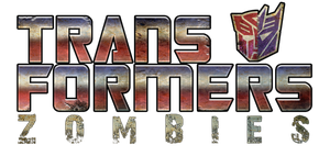 Transformers Zombies title by dyemooch