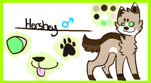 :GA: Hershey Reference Sheet by campfyre