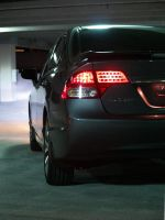 2009 Honda Civic Si by TheSamuraiX