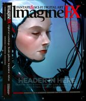 ImagineFX Cover Contest by Scuttling-Bean