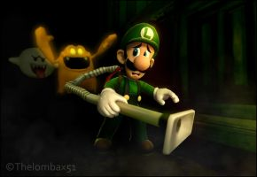 GM - Luigi's Mansion by RatchetMario