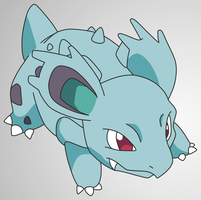 030 Nidorina by scope66