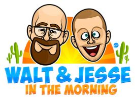 Walt and Jesse in the Moooooorrrrning! by Jonnyetc