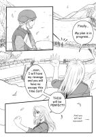 My manga preview - 2nd page by AFBA