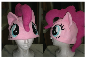 Pinky Pie Hat by SirDragonLance