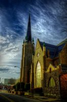 Old Church II HDR by joelht74