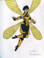 Wasp by supertodd9