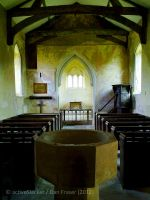 From the Font (St Micheal Costan (church) Norfolk) by ActiveSlacker