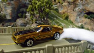 '71 Mustang Mach 1 T-Hunt by hankypanky68