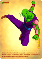 DBCCC - Piccolo Jr by VICDBZ