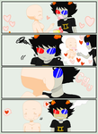 Sollux x oc base by love-me-drowned