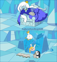 AdventureTime is a fanfic, too by Rizzeon