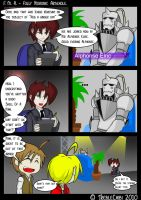 Interview With Alphonse Elric by TrebleChibi