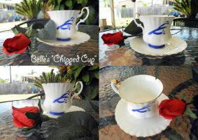 Belle's Chipped Cup - Once Upon a Time by MythsofAtlantis