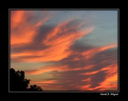 Fire in the Sky by David-A-Wagner
