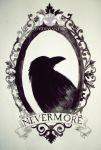 Quoth the Raven by ShyyBoyy