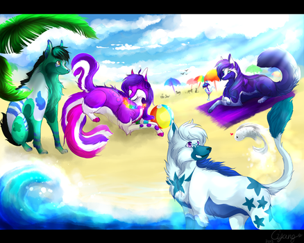 infinity and a day by c-yang