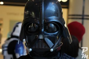 Darth Vader at Movie Buffs by Peachey-Photos