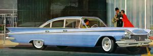 age of chrome and fins: Buick 9 by Peterhoff3