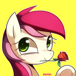 Commision 7 : Roseluck by Marenlicious