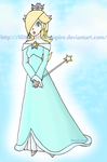 Princess Rosetta by Lilith13thevampire