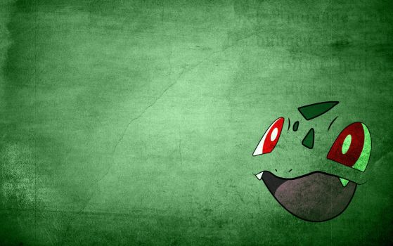 No. 1 Bulbasaur by PurpleBlades