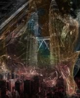 Fractal Cityscapes by Locuteh