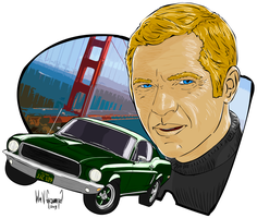 Bullitt by Namcoking