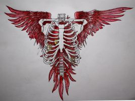 Rib Cages for Wild Hearts by BikoToughenUp