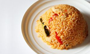 Tom Yam Fried Rice by munchinees
