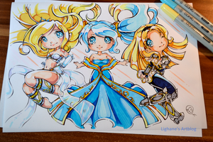 Facebook GIVEAWAY Time by Lighane