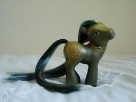 custom my little pony Celtic circle 3 by thebluemaiden