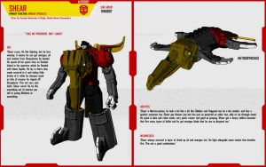 DINOBOT SHEAR by F-for-feasant-design